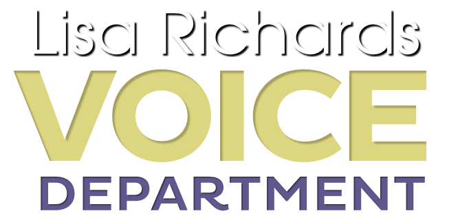 Lisa Richards Voice department logo